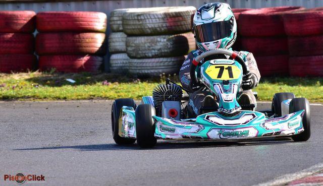 Kart Racing Fulbeck Sprint Series Round 2