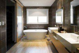 salle de bain italienne, adapté a votre budget petite douche ou grande