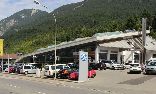 Auto Heitz Garmisch