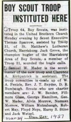 "Boy Scout Official Troop Team Venture Crew Advancement Wall Chart Huge 54/"" x 23/"""
