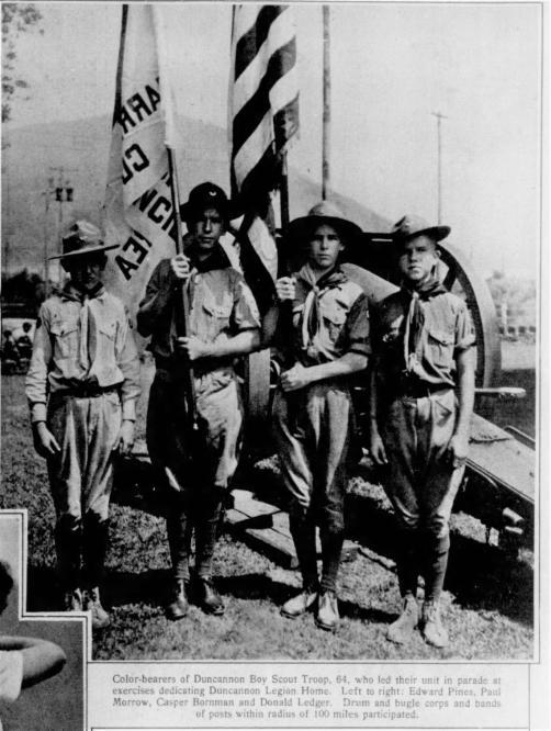 Troop History