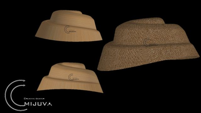Hormas para Tocados y Sombreros CCMIJUVA 8256e143742