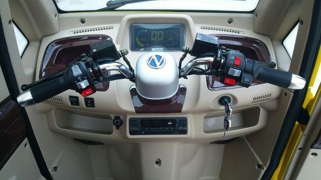 ZEV T3-1 Micro Enclosed Trike