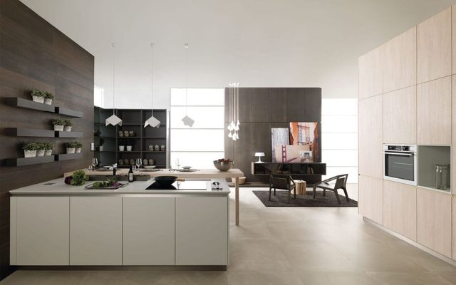 Cocinas Modernas Madrid Muebles Cocina Moderno Cocieco