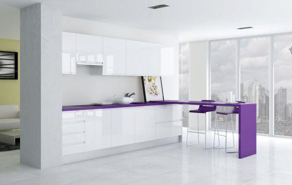 Cocinas Modernas Blancas Ahorrate Un 50 En Madrid