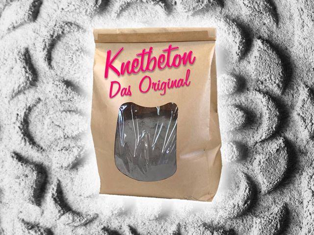 Knetbeton Das Original Modelliere Wie Die Profis