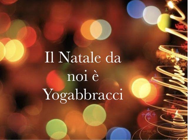 Auguri Di Natale Yoga.Yoga Space Scuola Di Yoga A Bergamo E Cremona