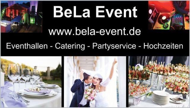 BeLa Event – Locations Catering Partyservice und Hochzeit