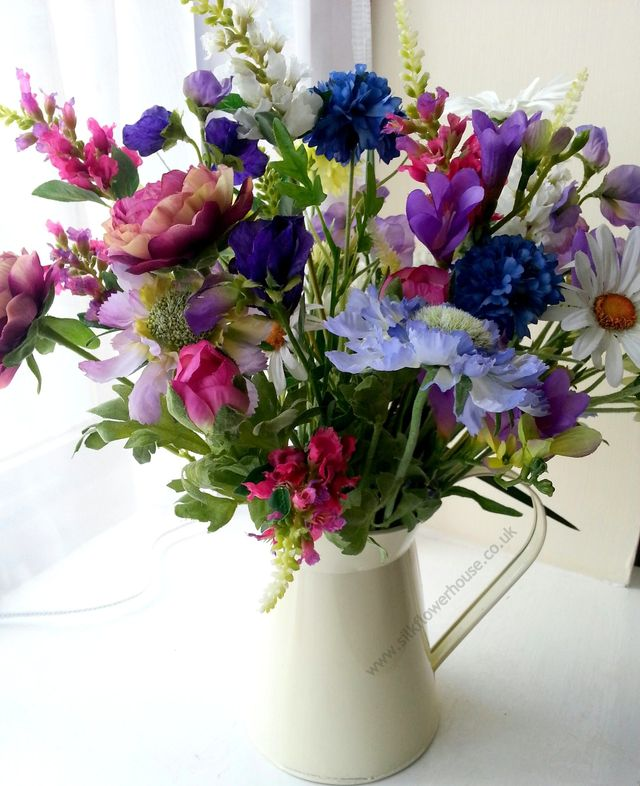 Silk Flower House Artificial And Silk Flowers Uk
