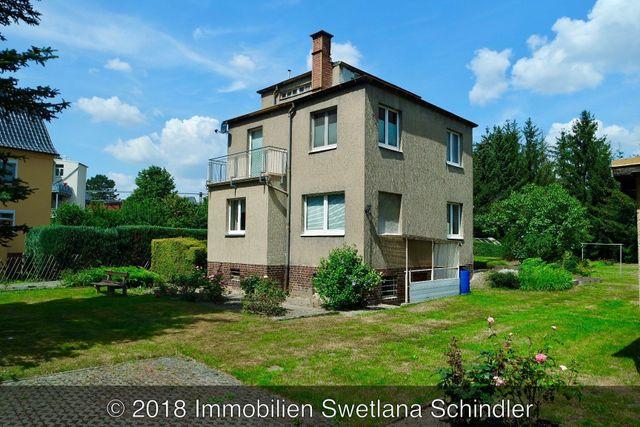 Haus kaufen Chemnitz Immobilien Swetlana Schindler
