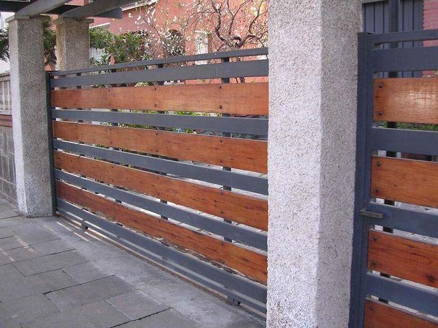 Venta e instalaci n puertas de madera correderas - Puertas para cerramientos ...