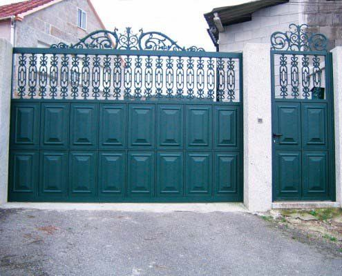 Venta E Instalación Puertas Metálicas Correderas