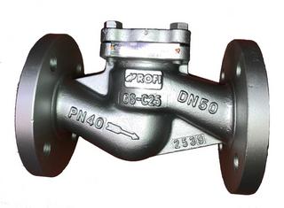 VAN MỘT CHIỀU - ROFI - MODEL : 281/282 ,  DN15 - DN400