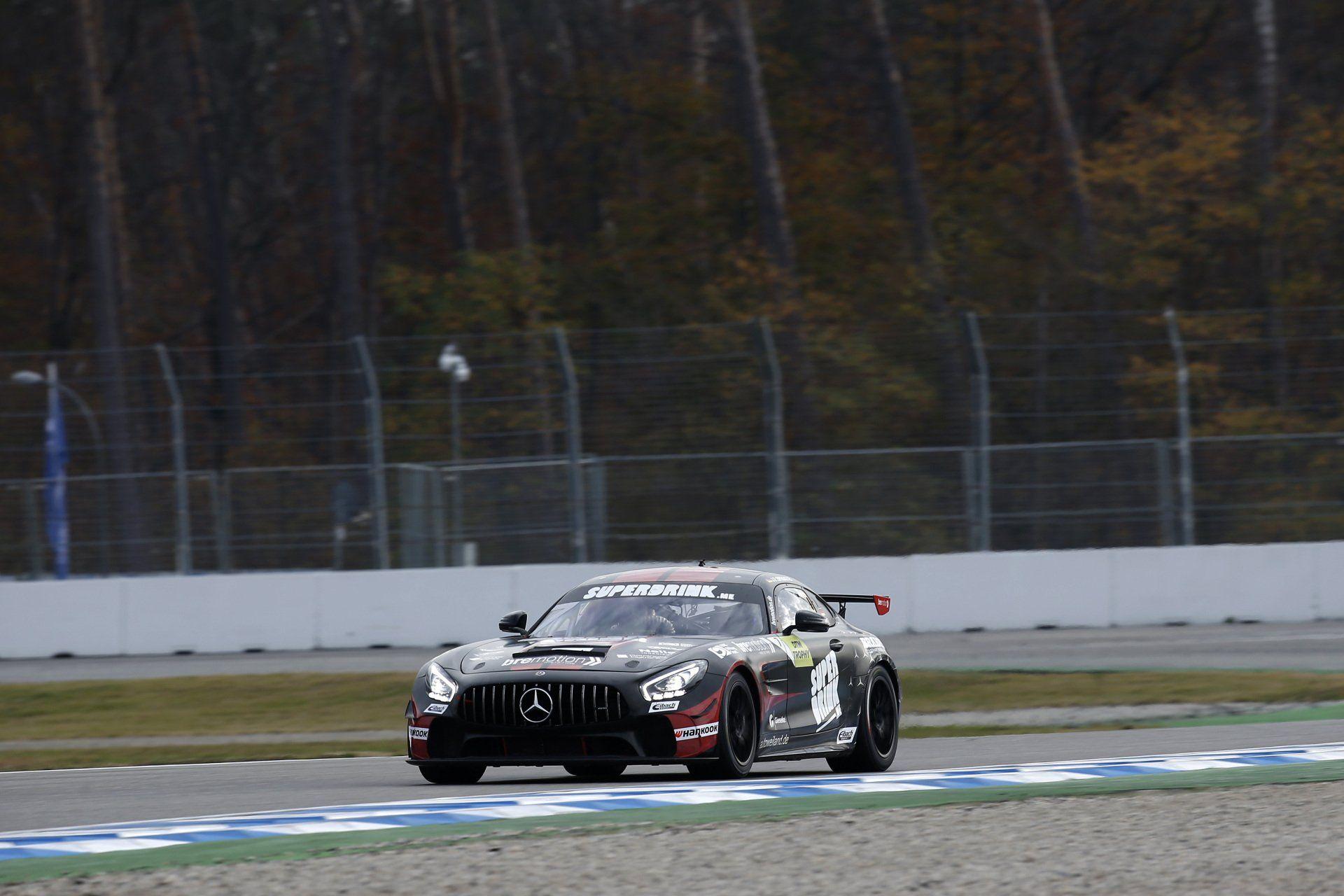 Bremotion beendet DTM Trophy mit dem vierten Gesamtrang in ...