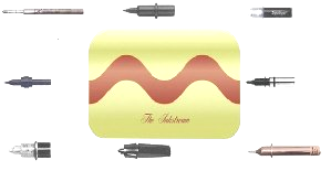 Chart Recorder Pen Marker I Lab Marine Oil Gas Defence I UK