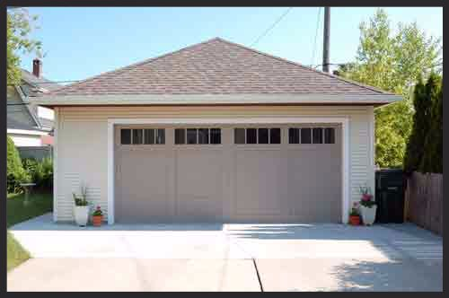 Steel Carriage House Garage Doors Insulated Amp Uninsulated