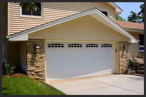 Raised Panel Steel Garage Doors Insulated Amp Non Insulated