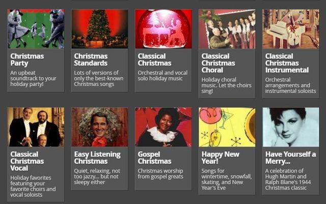Accuradio Christmas.Fun Christmas Links