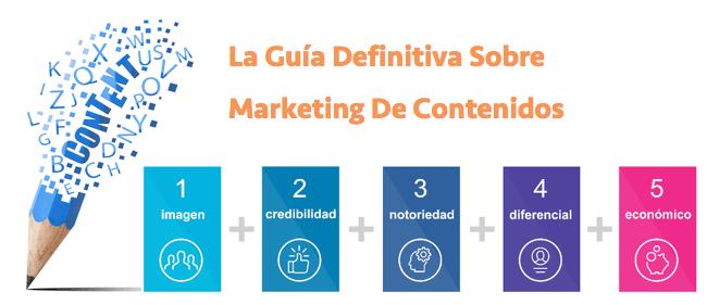 Marketing de contenidos. La guía definitiva para tu despacho. (I)