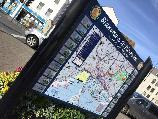 Tours of Guernsey - A sample of tours available in Guernsey