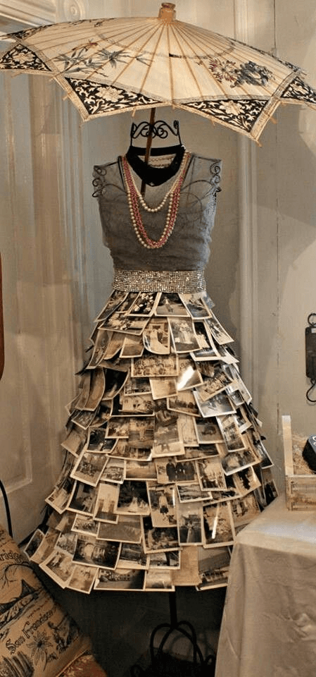 recycler ses cartes postales