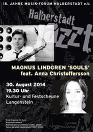 Plakat Halberstadt Jazzt